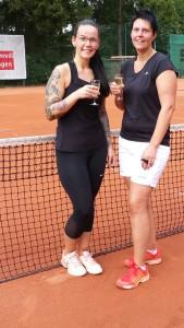 v. l.: 1. Maike Holz; 2. Anja Engelmann