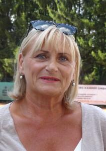 Ivonne Klein vom Orga-Team