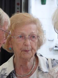 Eine Frau der ersten Stunde: Gründungsmitglied Rita Raubuch